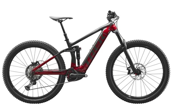 NEW 2021 TREK RAIL 7
