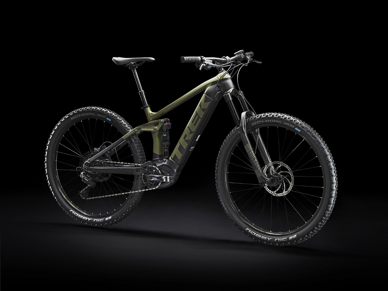 NEW TREK RAIL 5