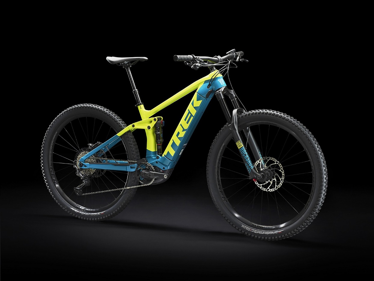 NEW TREK RAIL 7